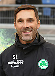 05.10.2019,  GER; 2. FBL, Hamburger SV vs SpVgg Greuther Fuerth ,DFL REGULATIONS PROHIBIT ANY USE OF PHOTOGRAPHS AS IMAGE SEQUENCES AND/OR QUASI-VIDEO, im Bild Trainer Stefan Leitl (Fuerth) Foto © nordphoto / Witke *** Local Caption ***