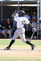 Jared Mitchell - Chicago White Sox - 2010 Instructional League.Photo by:  Bill Mitchell/Four Seam Images..