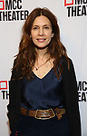 """Jessica Hecht attends MCC Theater's Inaugural All-Star  """"Let's Play! Celebrity Game Night"""" at the Garage on November 03, 2019 in New York City."""