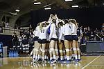 2016 BYU Women's Volleyball vs San Diego