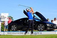Joost Luiten (NED) during the second round of the Lyoness Open powered by Organic+ played at Diamond Country Club, Atzenbrugg, Austria. 8-11 June 2017.<br /> 09/06/2017.<br /> Picture: Golffile | Phil Inglis<br /> <br /> <br /> All photo usage must carry mandatory copyright credit (&copy; Golffile | Phil Inglis)