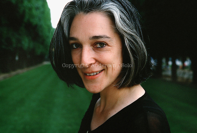Nicole Caligaris in 2000.
