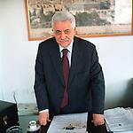 Mahmoud Abbas, June 2004