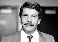 Montreal. CANADA -   October 6, 1986  EXCLUSIVE   File Photo  - RCM Candidate for Mayor Jean Dore.<br /> <br /> He was elected  Montreal Mayor in November 1986.<br /> <br /> File Photo : Agence Quebec Pressse - Pierre Roussel