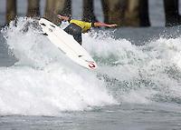 Matt Wilkinson. 2009 ASP WQS 6 Star US Open of Surfing in Huntington Beach, California on July 23, 2009. ..