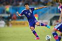 Makoto Hasebe (JPN), <br /> JUNE 19, 2014 - Football /Soccer : <br /> 2014 FIFA World Cup Brazil <br /> Group Match -Group C- <br /> between Japan 0-0 Greece <br /> at Estadio das Dunas, Natal, Brazil. <br /> (Photo by YUTAKA/AFLO SPORT)