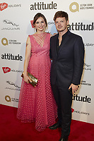 www.acepixs.com<br /> <br /> October 12 2017, London<br /> <br /> Sophie Ellis-Bextor and Richard Jones arriving at the Virgin Holidays Attitude Awards 2017 at the Roundhouse on October 12 2017 in London.<br /> <br /> By Line: Famous/ACE Pictures<br /> <br /> <br /> ACE Pictures Inc<br /> Tel: 6467670430<br /> Email: info@acepixs.com<br /> www.acepixs.com