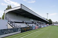 General view of the ground ahead of Arsenal Women vs Tottenham Hotspur Women, Friendly Match Football at Meadow Park on 25th August 2019
