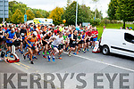 The runners take off at the Killarney 10 mile road race on Saturday