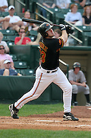 Rochester Red Wings Chris Heintz during an International League game at Frontier Field on May 31, 2006 in Rochester, New York.  (Mike Janes/Four Seam Images)