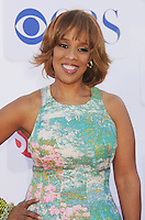 BEVERLY HILLS, CA - JULY 29: Gayle King arrives at the CBS, Showtime and The CW 2012 TCA summer tour party at 9900 Wilshire Blvd on July 29, 2012 in Beverly Hills, California. /NortePhoto.com<br />