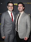 Guests attending the Broadway Opening Night Performance After Party for 'The Performers' at E-Space in New York City on 11/14/2012