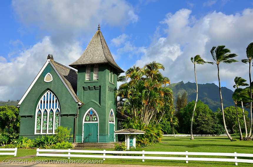 Clear day  on a Hanalei icon