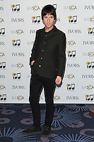 Johnny Marr  arriving for the 59th Ivor Novello Awards, at the Grosvenor House Hotel, London. 22/05/2014 Picture by: Alexandra Glen / Featureflash