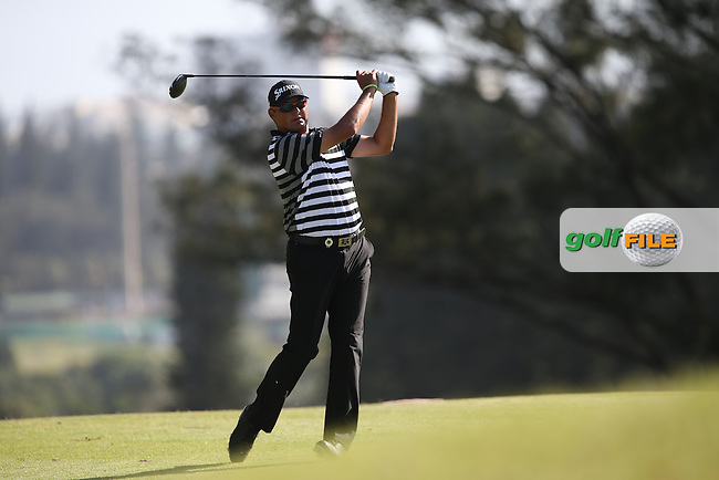 Wallie Coetsee (RSA) plays second shot to the 15th during Round Two of the Africa Open 2015 at the East London Golf Club, East London, Eastern Cape, South Africa. Picture:  David Lloyd / www.golffile.ie. 06/03/2015
