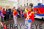 Tracey O'Keeffe and Kimberley Harris, Tralee, who were in the Tralee Christmas Parade on Saturday afternoon last.