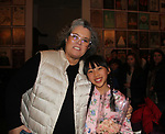 "All My Children's Rosie O'Donnell and Emmy Elizabeth Liu-Wang star in the musical The Music Man as ""Mrs Paroo"" and ""Amaryllis"" at the Eisenhower Theater at the  John F. Kennedy Center for the Performing Arts, Washington D.C. in a sold out run and photos were taken on February 10, 2019 in the green room.  (Photo by Sue Coflin/Max Photo)"