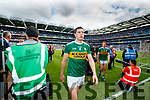 David Moran, Kerry  after the GAA Football All-Ireland Senior Championship Final match between Kerry and Dublin at Croke Park in Dublin on Sunday.