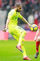 Getafe CF's Sergio Mora during La Liga match. January 6,2018. (ALTERPHOTOS/Acero) /NortePhoto.com NORTEPHOTOMEXICO