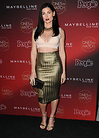 04 October  2017 - Hollywood, California - Trace Lysette. 2017 People's &quot;One's to Watch&quot; Event held at NeueHouse Hollywood in Hollywood. <br /> CAP/ADM/BT<br /> &copy;BT/ADM/Capital Pictures