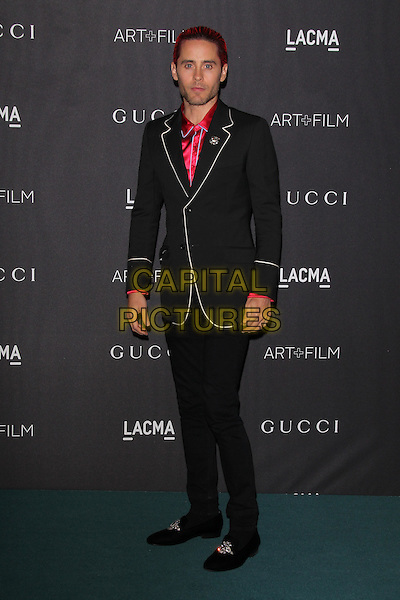 LOS ANGELES, CA - NOVEMBER 7: Jared Leto at the LACMA Art + Film Gala honoring Alejandro G. I&ntilde;&aacute;rritu and James Turrell and presented by Gucci at LACMA on November 7, 2015 in Los Angeles, California. <br /> CAP/MPI27<br /> &copy;MPI27/Capital Pictures