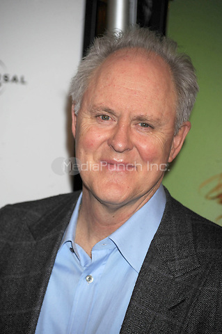John Lithgow at the premiere of 'Leap Year' at the Directors Guild Theatre in New York City. January 6, 2010. Credit: Dennis Van Tine/MediaPunch