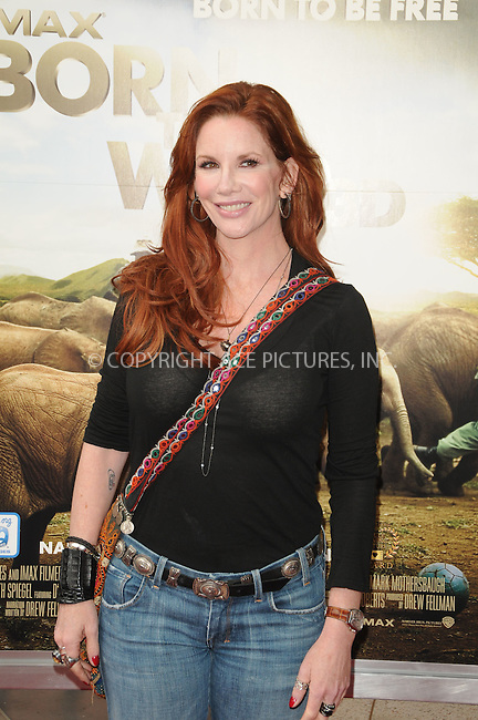 WWW.ACEPIXS.COM . . . . . ....April 3 2011, Los Angeles....Actress Melissa Gillbert arriving at the premiere of ' 'Born To Be Wild 3-D' at the California Science Center on April 3, 2011 in Los Angeles, CA....Please byline: PETER WEST - ACEPIXS.COM....Ace Pictures, Inc:  ..(212) 243-8787 or (646) 679 0430..e-mail: picturedesk@acepixs.com..web: http://www.acepixs.com