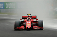 18th July 2020, Hungaroring, Budapest, Hungary; F1 Grand Prix of Hungary, qualifying sessions;  16 Charles Leclerc MCO, Scuderia Ferrari Mission WinnowY