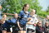 KAATSEN: SINT JACOB: 19-06-2016, Dames Hoofdklasse Vrije formatie, winnaars Ilse Tuinenga, Sjoukje Visser en Wiljo Sijbrandij, ©foto Martin de Jong