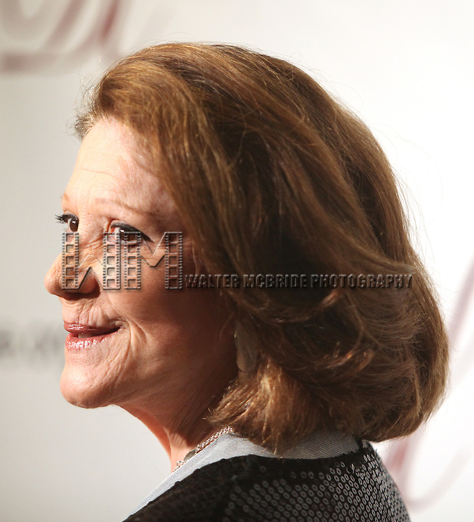 Linda Lavin.attending the The 78th Annual Drama League Awards at the Mariott Marquis Hotel in New York City on5/18/2012