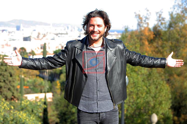 63 Premios Ondas.<br /> Palacete Albeniz-Encuentro con los medios.<br /> Manuel Carrasco.