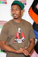 Nick Cannon pictured at Office Depot in Plymouth Meeting, Pa to help donate 5000 sackpacks to Philadelphia area children on August 23, 2012  © Star Shooter / MediaPunchInc /NortePhoto.com<br /> <br /> **SOLO*VENTA*EN*MEXICO**<br />  **CREDITO*OBLIGATORIO** *No*Venta*A*Terceros*<br /> *No*Sale*So*third* ***No*Se*Permite*Hacer Archivo***No*Sale*So*third*