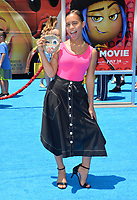 Asia Monet Ray at the world premiere for &quot;The Emoji Movie&quot; at the Regency Village Theatre, Westwood. Los Angeles, USA 23 July  2017<br /> Picture: Paul Smith/Featureflash/SilverHub 0208 004 5359 sales@silverhubmedia.com