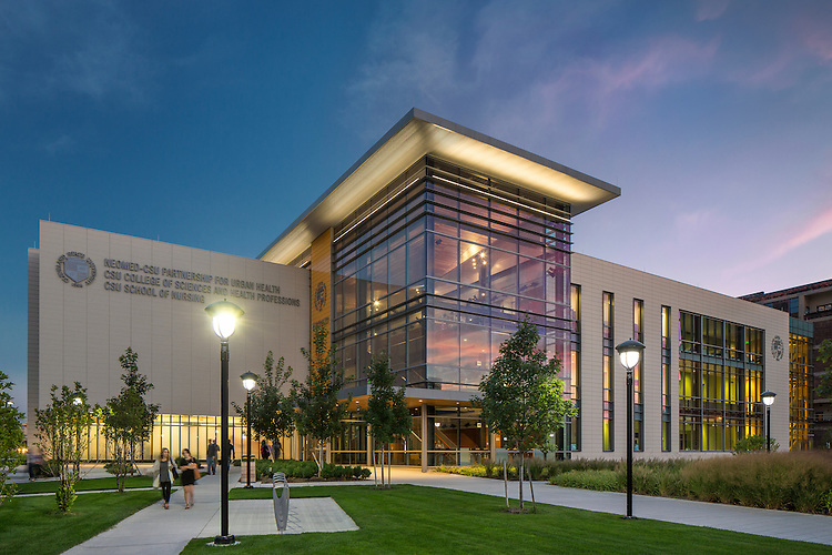 Cleveland State University Center for Innovation of Medical Professions   STANTEC