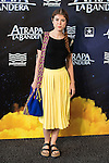 Actress Alba Messa attends to the photocall during the premiere of &quot;Atrapa la Bandera&quot; at Kinepolis Cinema in Madrid, August 26, 2015. <br /> (ALTERPHOTOS/BorjaB.Hojas)