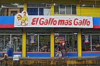 Loja de eletrodomésticos na cidade de Quepos. Costa Rica. 2008. Flávio Bacellar.