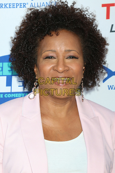 HOLLYWOOD, CA - APRIL 21: Wanda Sykes at the Keep It Clean Comedy Benefit For Waterkeeper Alliance at Avalon on April 21, 2016 in Hollywood, California. <br /> CAP/MPI/DE<br /> &copy;DE/MPI/Capital Pictures