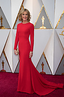 Christine Lahti arrives on the red carpet of The 90th Oscars&reg; at the Dolby&reg; Theatre in Hollywood, CA on Sunday, March 4, 2018.<br /> *Editorial Use Only*<br /> CAP/PLF/AMPAS<br /> Supplied by Capital Pictures