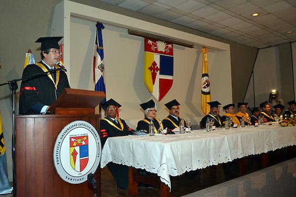 Apertura de la Maestria en Estudio Politicos Eletorales en la PUCMM