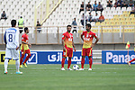Foolad (IRN) vs Al-Fateh (KSA) during the 2014 AFC Champions League Match Day 2 Group B match on 11 March 2014 at Ghadir Stadium, Ahvaz, Iran. Photo by Stringer / Lagardere Sports