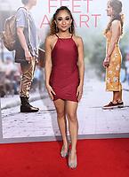 07 March 2019 - Westwood, California - Trina LaFaruge. &quot;Five Feet Apart&quot; Los Angeles Premiere held at the Fox Bruin Theatre. <br /> CAP/ADM/BT<br /> &copy;BT/ADM/Capital Pictures