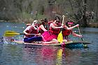 April 27, 2013; 2013 Fisher Regatta on St. Mary's Lake. Photo by Barbara Johnston/University of Notre Dame