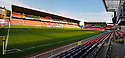 General View of Tannadice Park, home of Dundee Utd FC ....