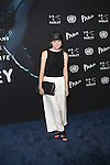 hat designer Gigi Burris Attends President of the General Assembly of the United Nations and Parley Oceans Launch Event