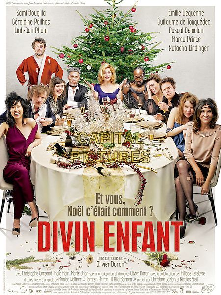POSTER ART<br /> in Divin enfant (2014) <br /> *Filmstill - Editorial Use Only*<br /> CAP/NFS<br /> Image supplied by Capital Pictures