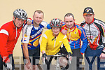2709-2715.Competing in the cycling race in Currow on Sunday were, l-r: Tom Barrett, Currow, Neilus Daly, Tralee, Helen Barrett, Currow, Michael Leahy, Tralee, and PJ OConnell, Lixnaw.