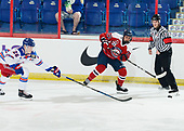 Brooks, AB - May 13 2019 - Prince George Spruce Kings vs Ottawa Jr. Senators during the 2019 National Junior A Championship at the Centennial Regional Arena in Brooks, Alberta, Canada (Photo: Matthew Murnaghan/Hockey Canada)
