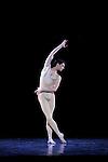 PROUST OU LES INTERMITTENCES DU COEUR (1974)....Choregraphie : PETIT Roland..Lumiere : DESIRE Jean Michel..Costumes : SPINATELLI Luisa..Decors : MICHEL Bernard..Avec :..MAGNENET Florian..Lieu : Opera Garnier..Compagnie : Ballet National de l'Opera de Paris..Orchestre de l'Opera National de Paris..Ville : Paris..Le : 26 05 2009..© Laurent PAILLIER / photosdedanse.com..All rights reserved