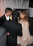 Ryan Gosling, Mark Anthony and Jennifer Lopez..Relativity and Weinstein Golden Globe Post Party..Beverly Hilton Hotel..Beverly Hills, CA, USA..Sunday, January 16, 2011..Photo By CelebrityVibe.com..To license this image please call (212) 410 5354; or .Email: CelebrityVibe@gmail.com ; .website: www.CelebrityVibe.com