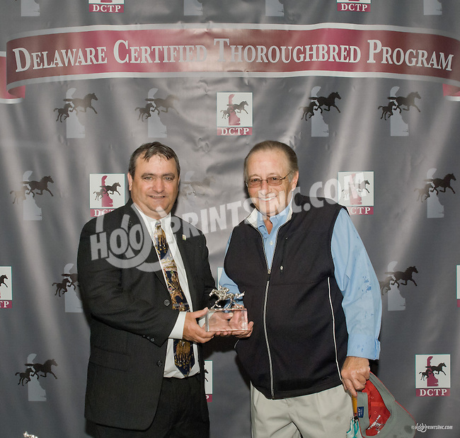Delaware Certified Thoroughbred Program <br /> 2013 DCTP Awards at Delaware Park on 9/13/14